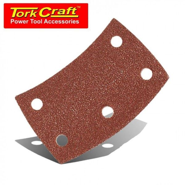 TORK CRAFT P60 SANDING PADS VELCRO CURVED SOUTH AFRICA