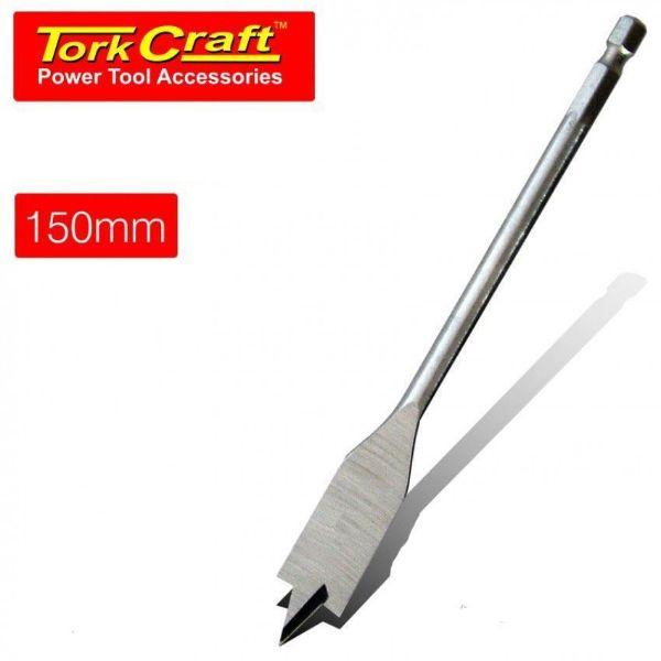 TORK CRAFT 13 X 150MM SPADE BIT SOUTH AFRICA