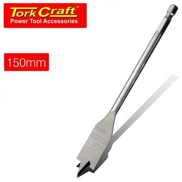TORK CRAFT 17 X 150MM SPADE BIT SOUTH AFRICA