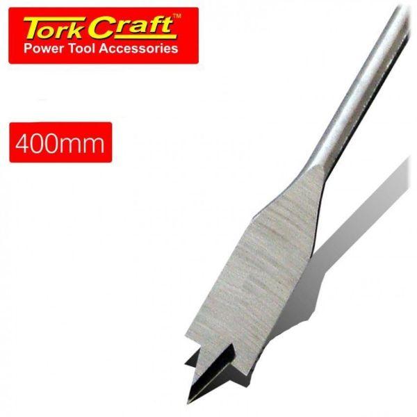 TORK CRAFT 6 X 400MM SPADE BIT SOUTH AFRICA