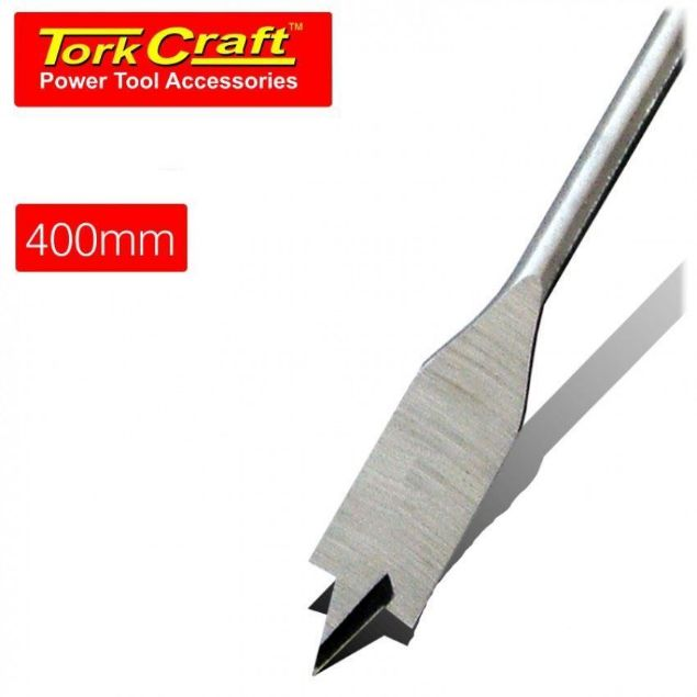 TORK CRAFT 8 X 400MM SPADE BIT SOUTH AFRICA