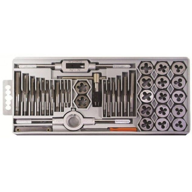 Picture of TORK CRAFT 39PCE TAP& DIE SET
