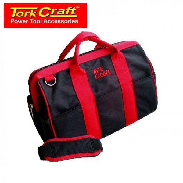 TORK CRAFT 230 X 250 X 315MM TOOL BAG 25 POCKET SOUTH AFRICA
