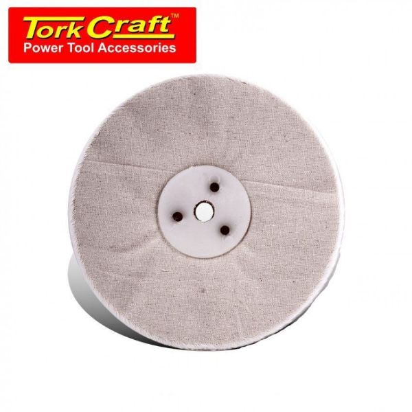 TORK CRAFT 15 WHITE BUFF/MOP UNSTITCHED SOUTH AFRICA