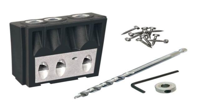 Kreg Micro Drill Guide System Jig KR KJMICRODGB-EUR Jig