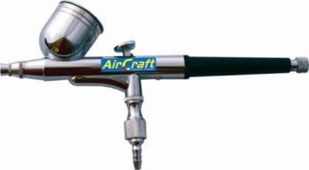 Picture of AIRCRAFT 0.3MM AIR BRUSH KIT PROFESSIONAL