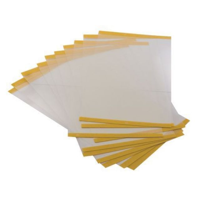 TREND REPLACEMENT VISOR OVERLAY 10 PIECE CLEAR - SOUTH AFRICA