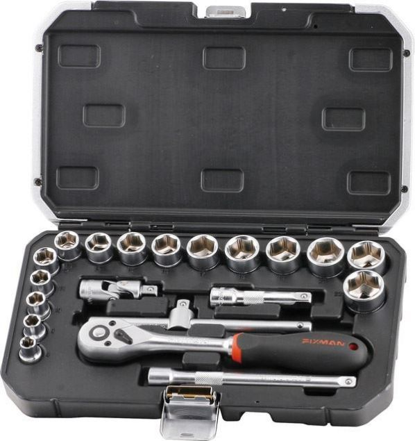 "Picture of FIXMAN 20PC X3/8"" SOCKET DRIVE SET"