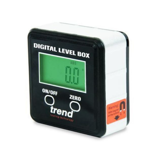 TREND DIGITAL LEVEL BOX - SOUTH AFRICA