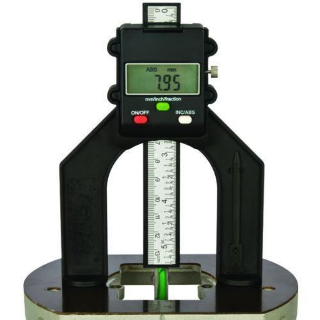 TREND DIGITAL DEPTH GAUGE JAW 60 MM - SOUTH AFRICA