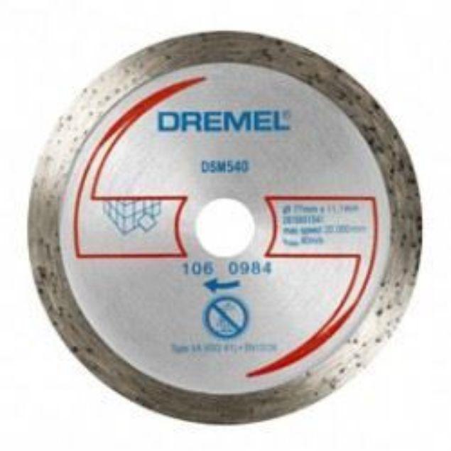 Picture of DREMEL DSM540 UNSEGMENTED DIAMOND DISC