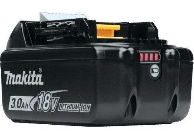 No Memory MAKITA LI-ION BATTERY 18V 3AH