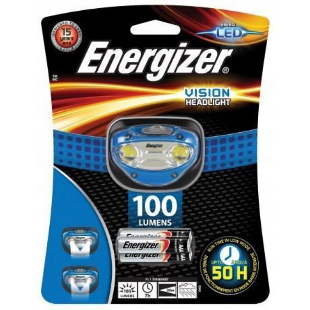 Picture of ENERGIZER HEADLAMP 100 LUMENS  BLUE
