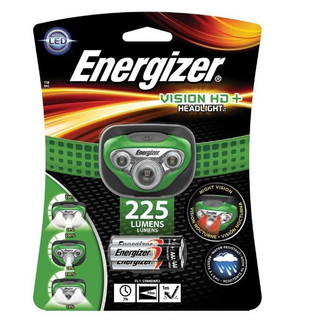 Picture of  ENERGIZER LM GREEN 225 LUMENS