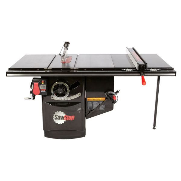 SAWSTOP INDUSTRIAL CABINET SAW 250MM 3HP