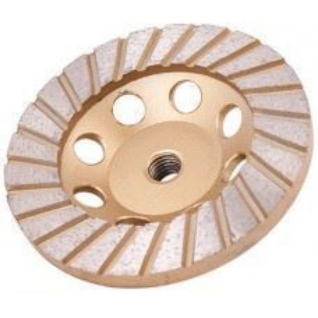 Picture of TORK CRAFT DIA CUP WHEEL TURBO M14 115MM
