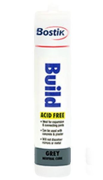 Picture of BOSTIK 280ML BUILD CLEAR