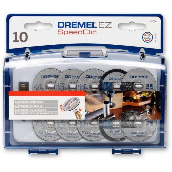 Picture of DREMEL SPEEDCLIC DISC CUTTING SET