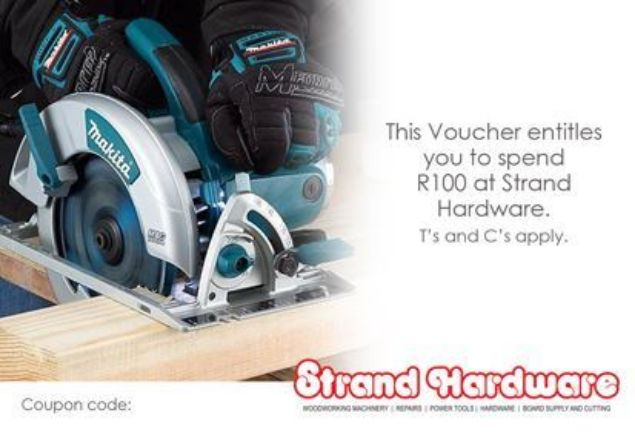 Picture of STRAND HARDWARE R150 VOUCHER