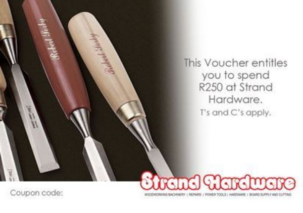 Picture of STRAND HARDWARE R250 VOUCHER