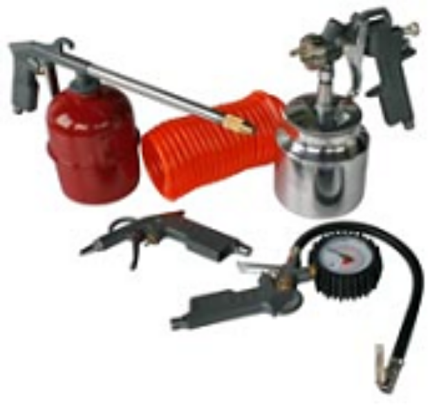 Picture of ROTARY 5PC AIR TOOL KIT