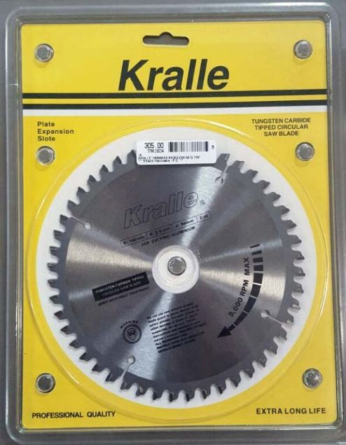 Picture of KRALLE Z48 160X2.6X30T NEGATIVE TRANSFER