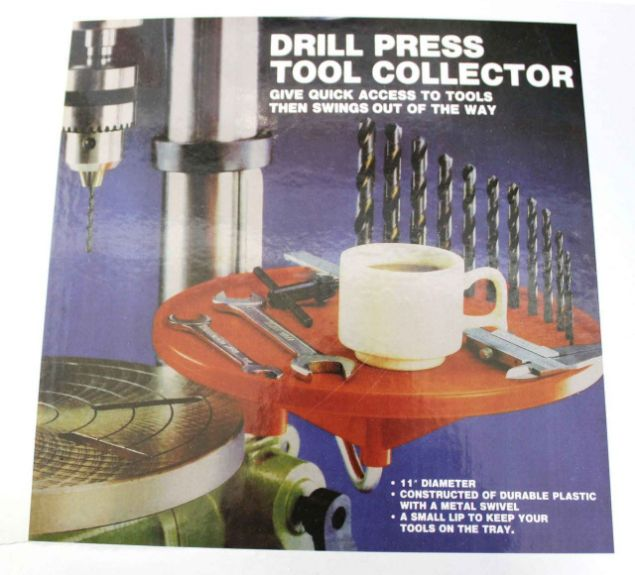 Picture of TOOLMATE 275MM DRILL PRESS TOOL TRAY