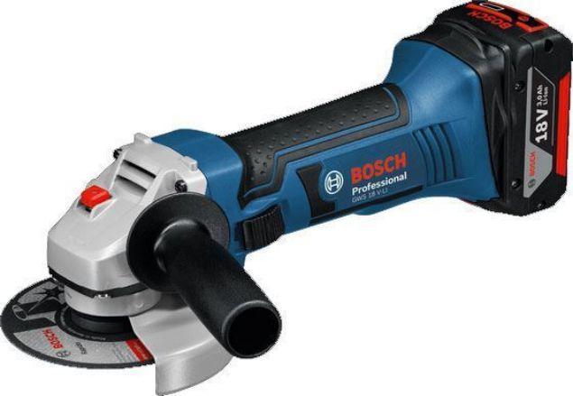 Bosch GWS 18 V-LI Professional Cordless Angle Grinder