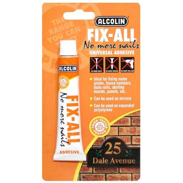Picture of ALCOLIN 50ML FIX ALL NO MORE NAILS
