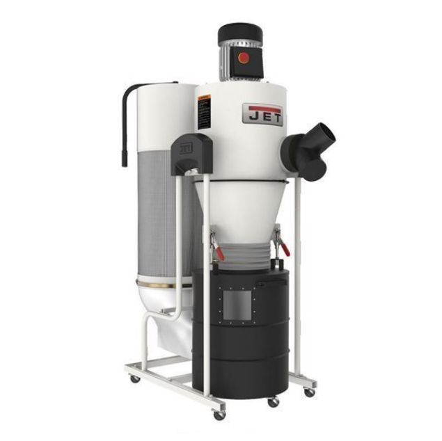 JET 1.5HP CYCLONE DUST EXTRACTOR SOUTH AFRICA