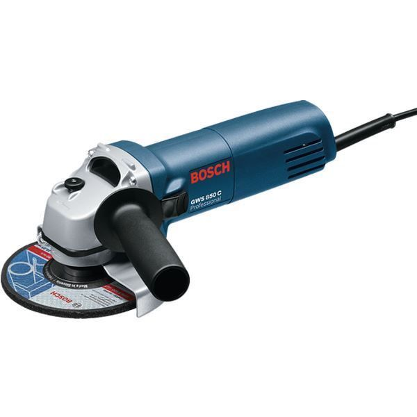 BOSCH GWS 850 C PROFESSIONAL ANGLE GRINDER SOUTH AFRICA