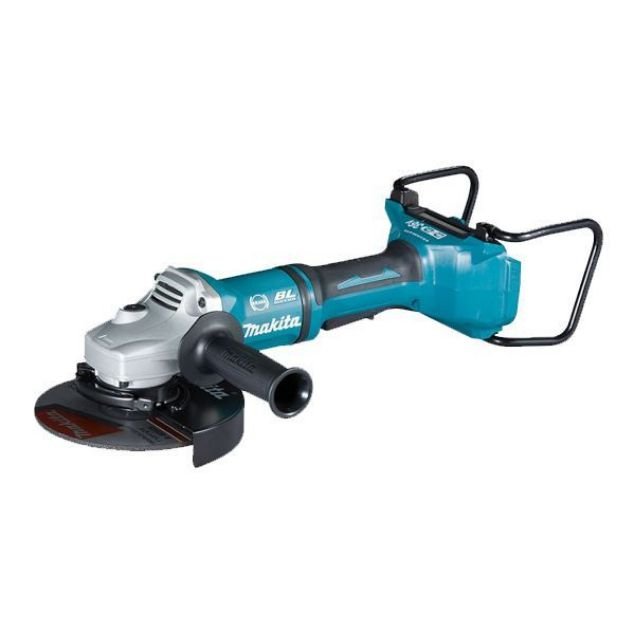 Picture of MAKITA DGA900ZK 36V 230MM CORDLESS ANGLE GRINDER
