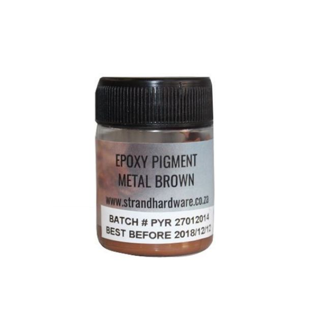 Picture of EPOXY PIGMENT METAL BROWN