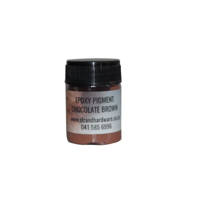 Picture of EPOXY PIGMENT CHOCOLATE BROWN