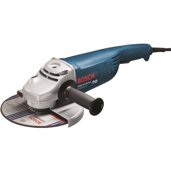 Picture of BOSCH GWS24-230H GRINDER ANGLE
