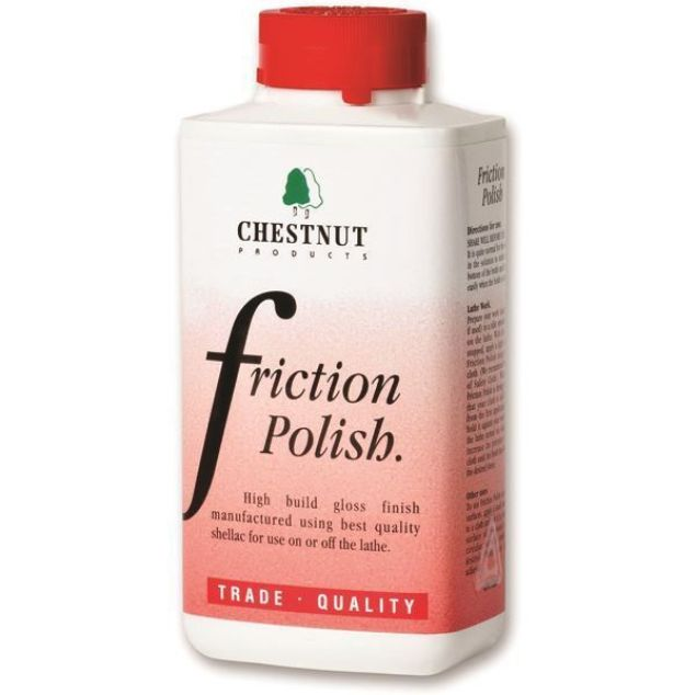 Picture of CHESTNUT 500ML FRICTION POLISH