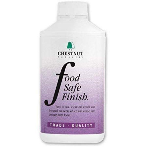 CHESTNUT 500ML FOOD SAFE FINISH