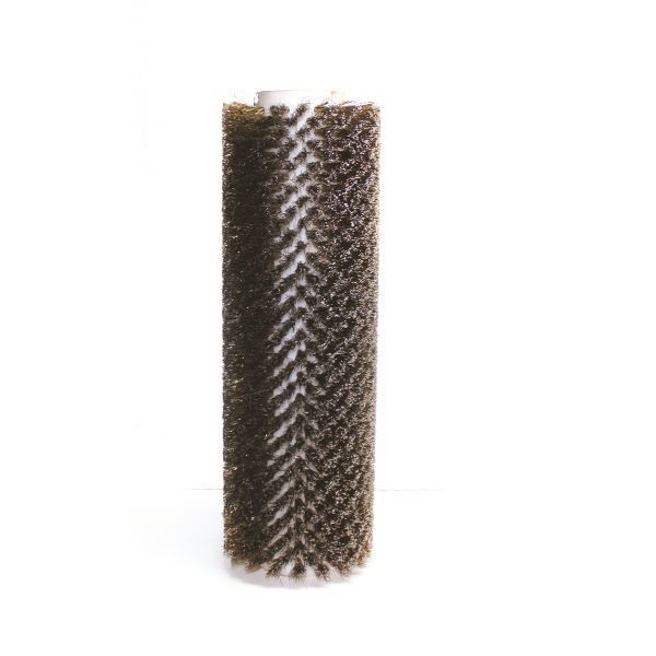 Picture of JET D130X410MM BRASS COATED BRUSH ROLLER