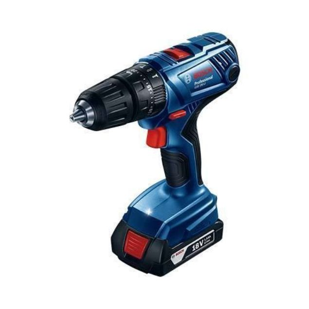 BOSCH C/LESS DRILL GSB 180LI IMPACT KIT South Africa