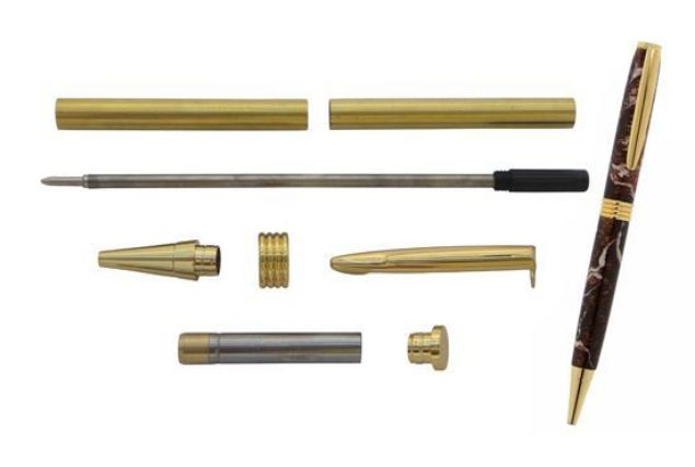 Picture of TOOLMATE STREAMLINE GOLD PEN KIT