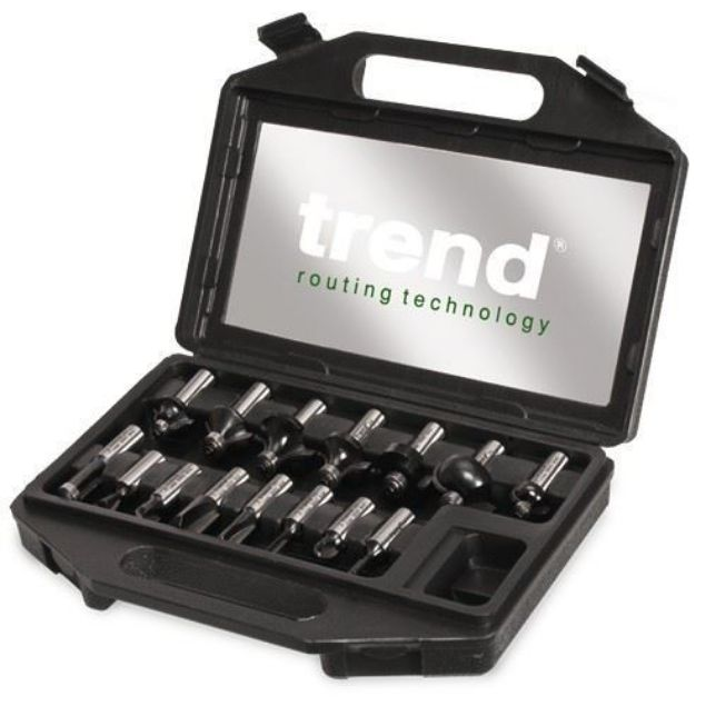 Picture of TREND 15 PIECE STARTER CUTTER SET