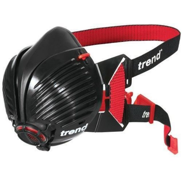 TREND AIR STEALTH HALF MASK MED/LRG - SOUTH AFRICA
