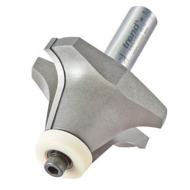TREND GUIDED ROMAN OGEE ROUTER BIT - SOUTH AFRICA