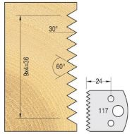 TREND LIMITER 38 MM X 4 MM (PAIR) -SOUTH AFRICA