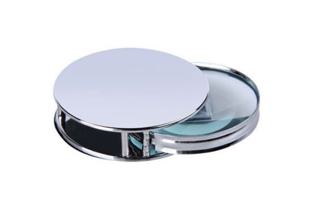 Picture of TOOLMATE CHROME PAPERWEIGHT DESK MAGNIFIER