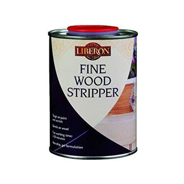 Picture of LIBERON 500ML FINE WOOD STRIPPER