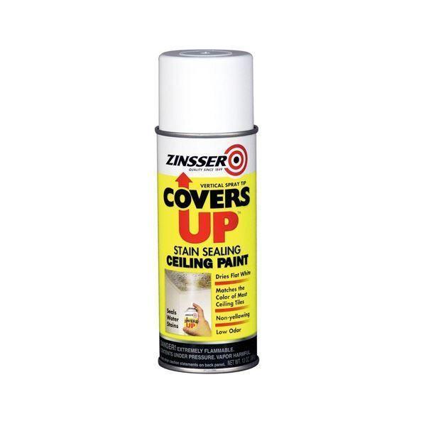 Rust-Oleum Spray Paint Zinsser Cover Up Spray