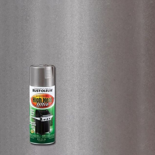 Rust Oleum Spray Paint Heat Ultra Silver Spray Paint South Africastrand Hardware Online Store Buy Now