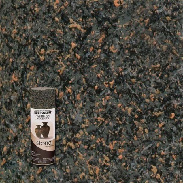 Rust-Oleum Spray Paint Granite Stone