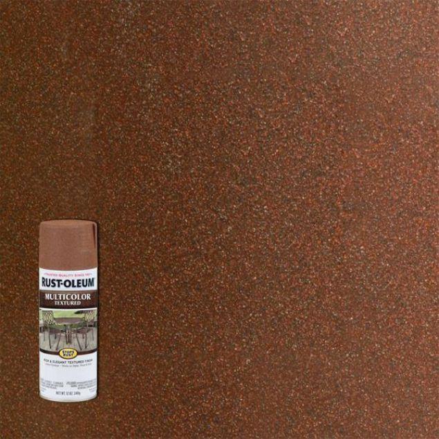 Rust-Oleum Spray Paint Rustic Umber